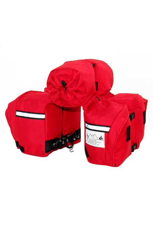 Pannier Backpacks Elite Model Front Panniers