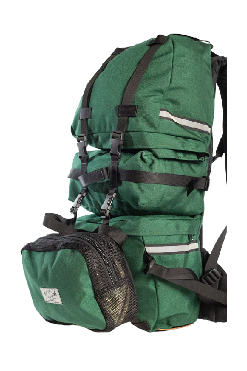 Pannier Backpack - Classic - Forest Green